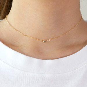 Jewelry - Gold Plated Bead Choker